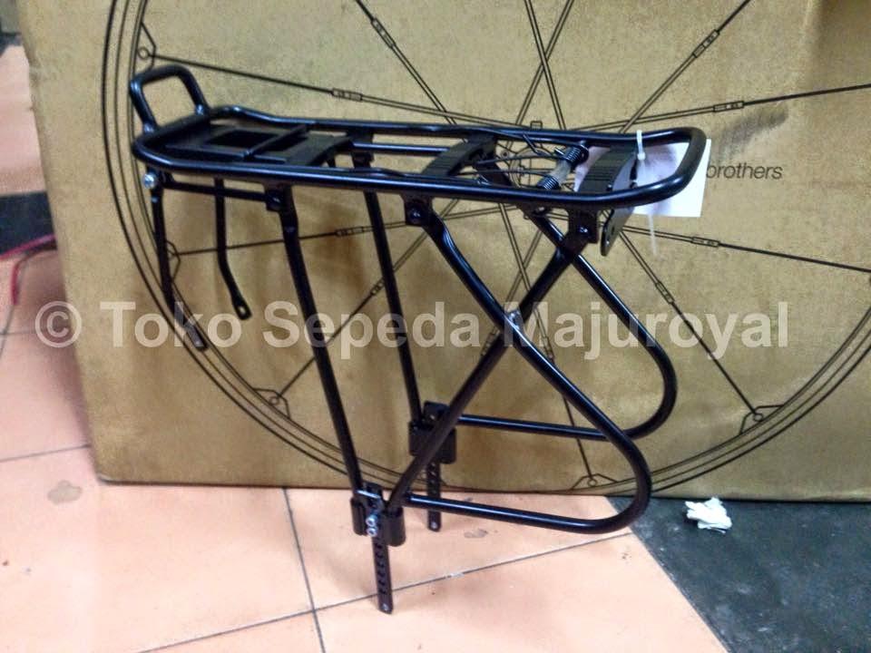 Rack Pannier untuk sepeda mtb V-Brake