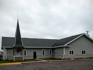 Ladysmith Baptist church, Wisconsin
