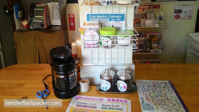 Khaosan Tokyo Original - Kitchen