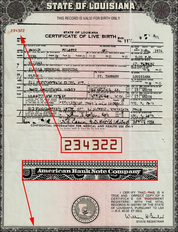 Your Birth Certificate Is Not A Bond Really Skeptoid Mandegarfo