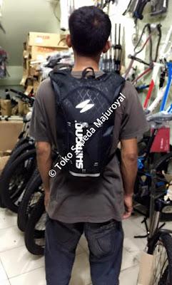 Hydropack - Waterbag - Ransel Air serba guna