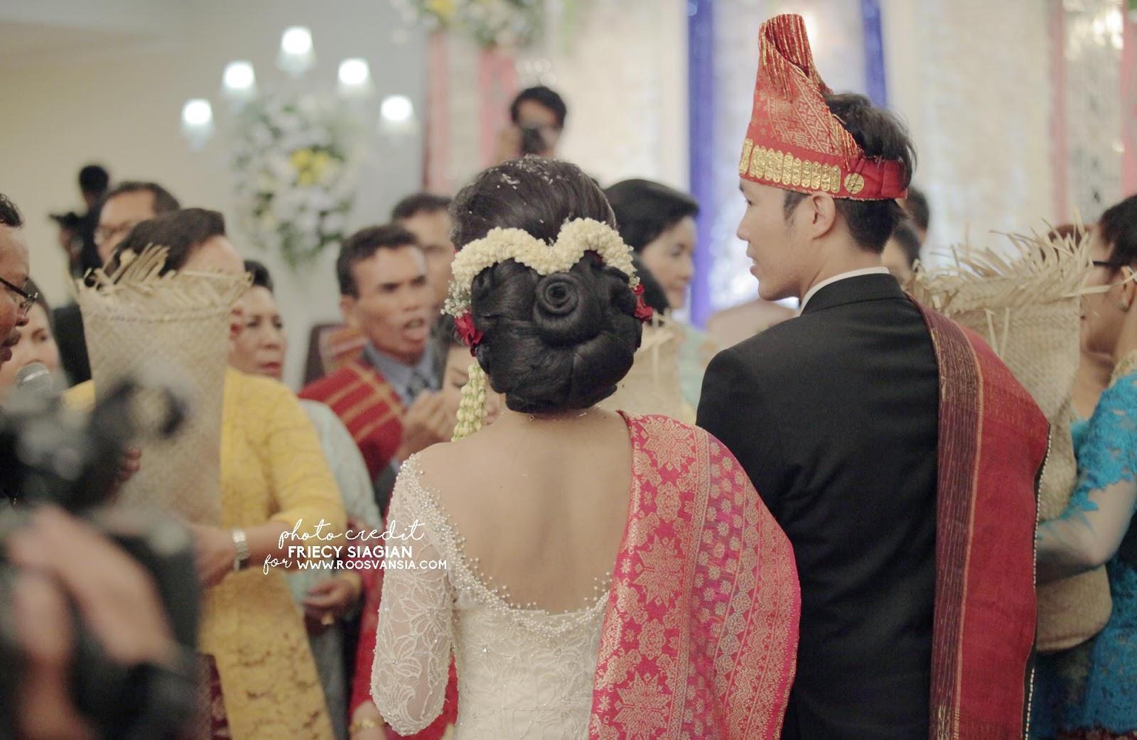 Batak Wedding Part 2 Pernikahan Batak Modern Ala Pab 2016