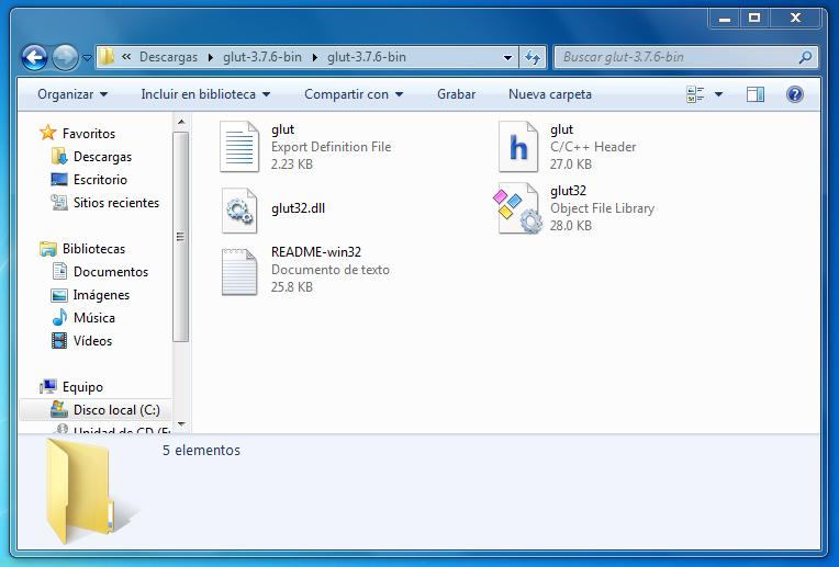 el archivo glu32.dll