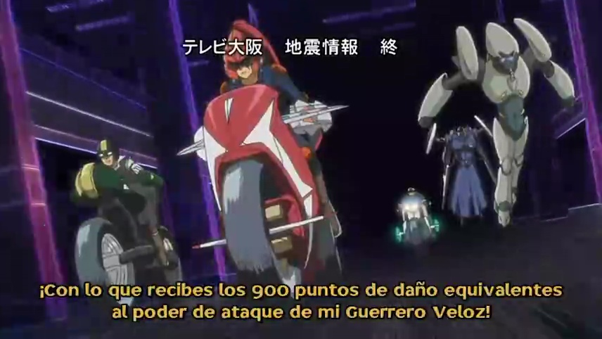 Ver Yu-Gi-Oh! 5Ds Huida de Satélite - Capítulo 12