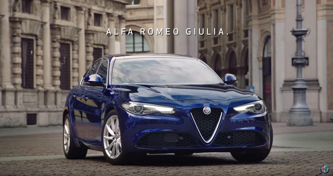 Canzone Pubblicità Alfa Romeo Giulia | Testo spot Agosto 2016 e musica