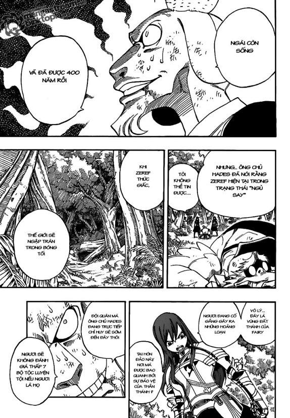 Fairy Tail chap 213 trang 6