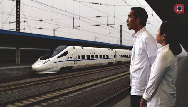 Menteri Rini Sebut Kereta Cepat Jakarta-Bandung Mundur Setahun