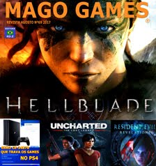REVISTA ON-LINE MAGO GAMES RD.Z