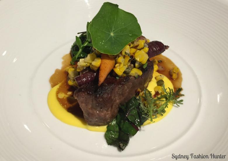 Restaurant Botanica Beef