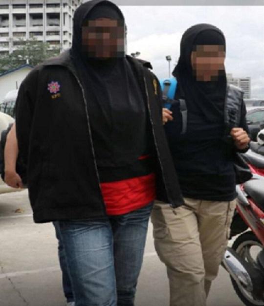 Mengaku Terima Arahan Hasilkan Bahan Letupan Untuk Serang Malaysia