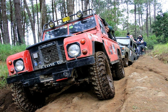 fun off-road lembang