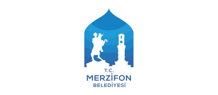 Amasya Merzifon Belediyesi Vektörel Logosu