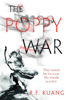 The Poppy War, R.F. Kuang, InToriLex, Book Review