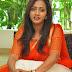 Anchor Lasya - Manjunath Enagagement Halfsaree Still