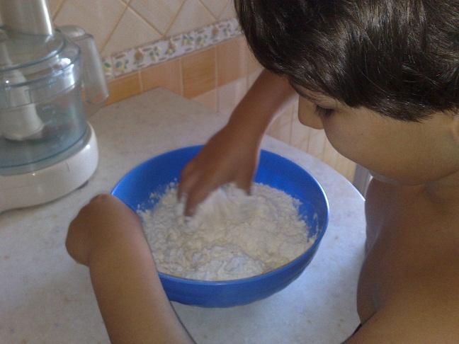 Carpe diem cucinare con i bambini la piadina - Cucinare coi bambini ...