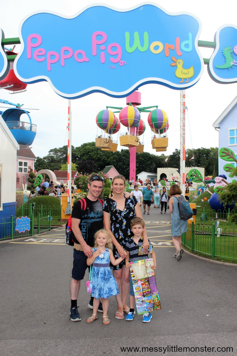 Peppa Pig World Review - Paultons Park Family Theme Park, UK