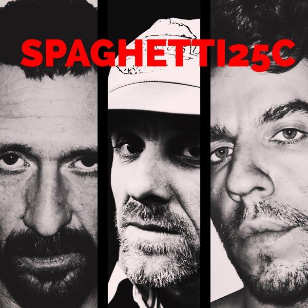 Dance With Me est le premier EP de Spaghetti25c, un trio qui fait revivre l'italo disco.