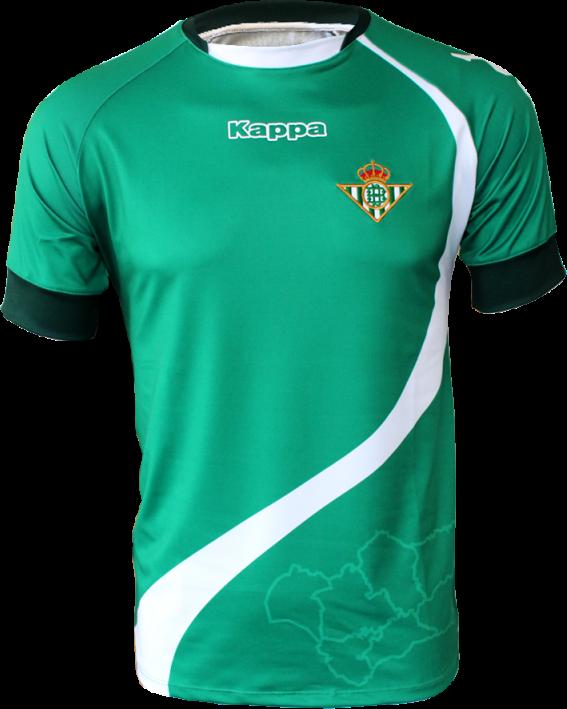 Kappa lança camisa comemorativa do Real Betis - Show de Camisas 6814660a1c2a5
