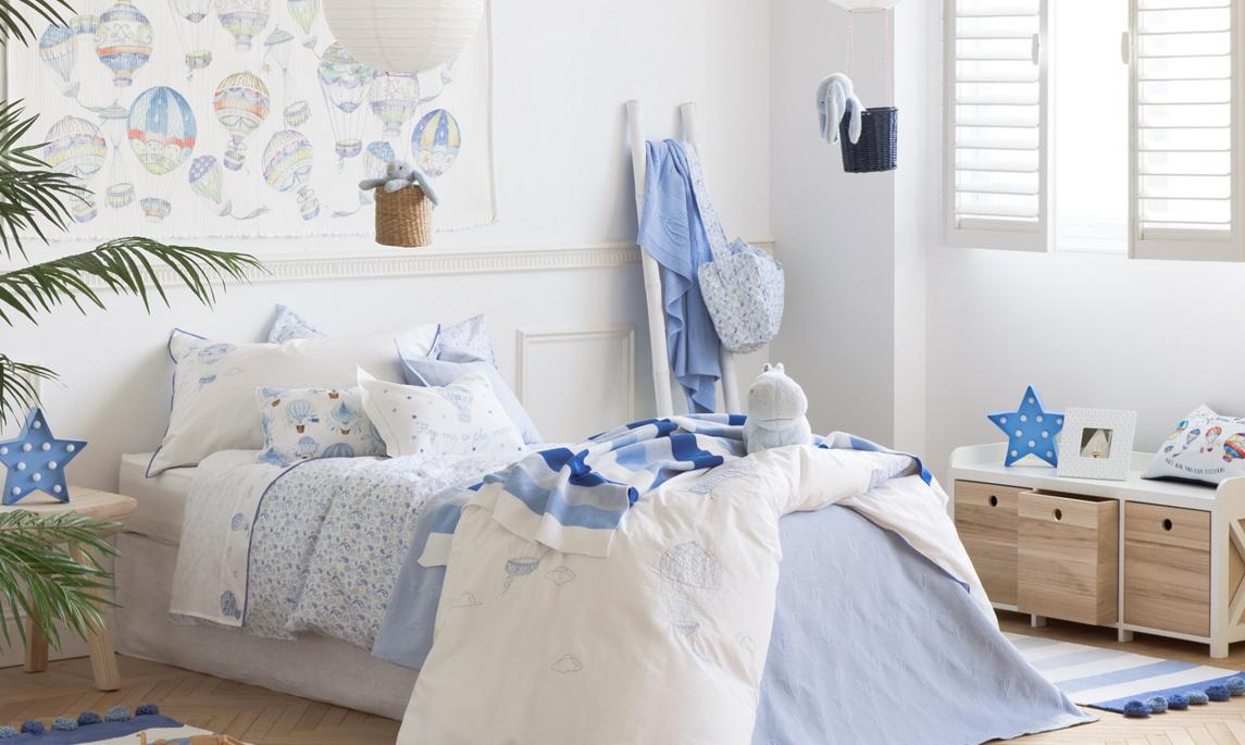 20metriquadri la nuova collezione zara home kids. Black Bedroom Furniture Sets. Home Design Ideas