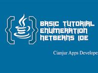 Konsep Dasar Enumeration pada Java