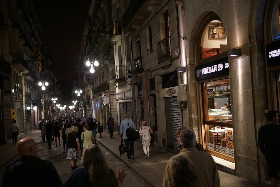 フェラン通り(Carrer de Ferran)