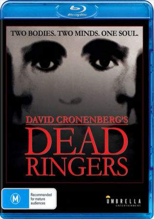 Dead Ringers 1988 BluRay 950MB Hindi Dual Audio 720p Watch Online Full Movie Download bolly4u