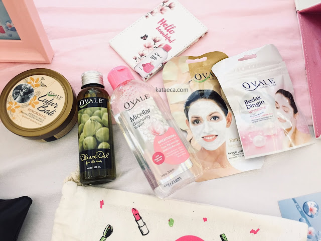 Beauty Kit Ovale