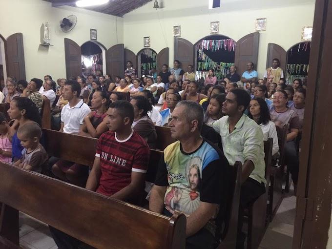 COMUNIDADE DO MANIMBU CELEBRA FESTA DE SANTO ANTÔNIO