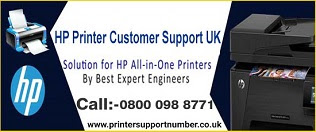hp printer customer support uk