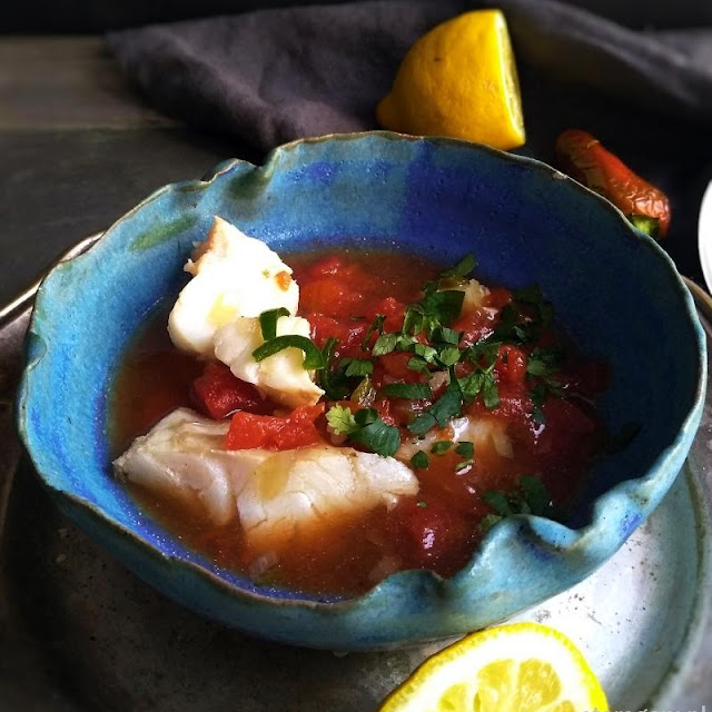Prosta zupa rybna
