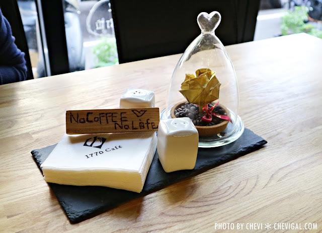 IMG 1677 - 台中西屯│1770 Cafe*棉花糖噗啾蛋好綿密。熱壓古巴麵包餡料滿滿。悠閒用餐好去處