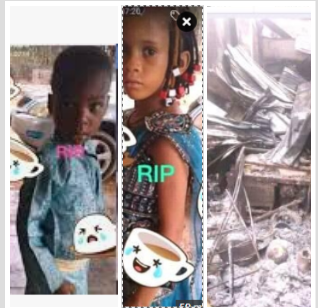OH NO! Children Burnt To Death Beyond Recognition After Maid Sneaks Out To Visit Boyfriend