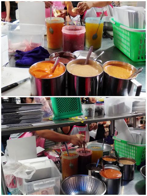 makanan enak rekomended yaowarad chinatown bangkok