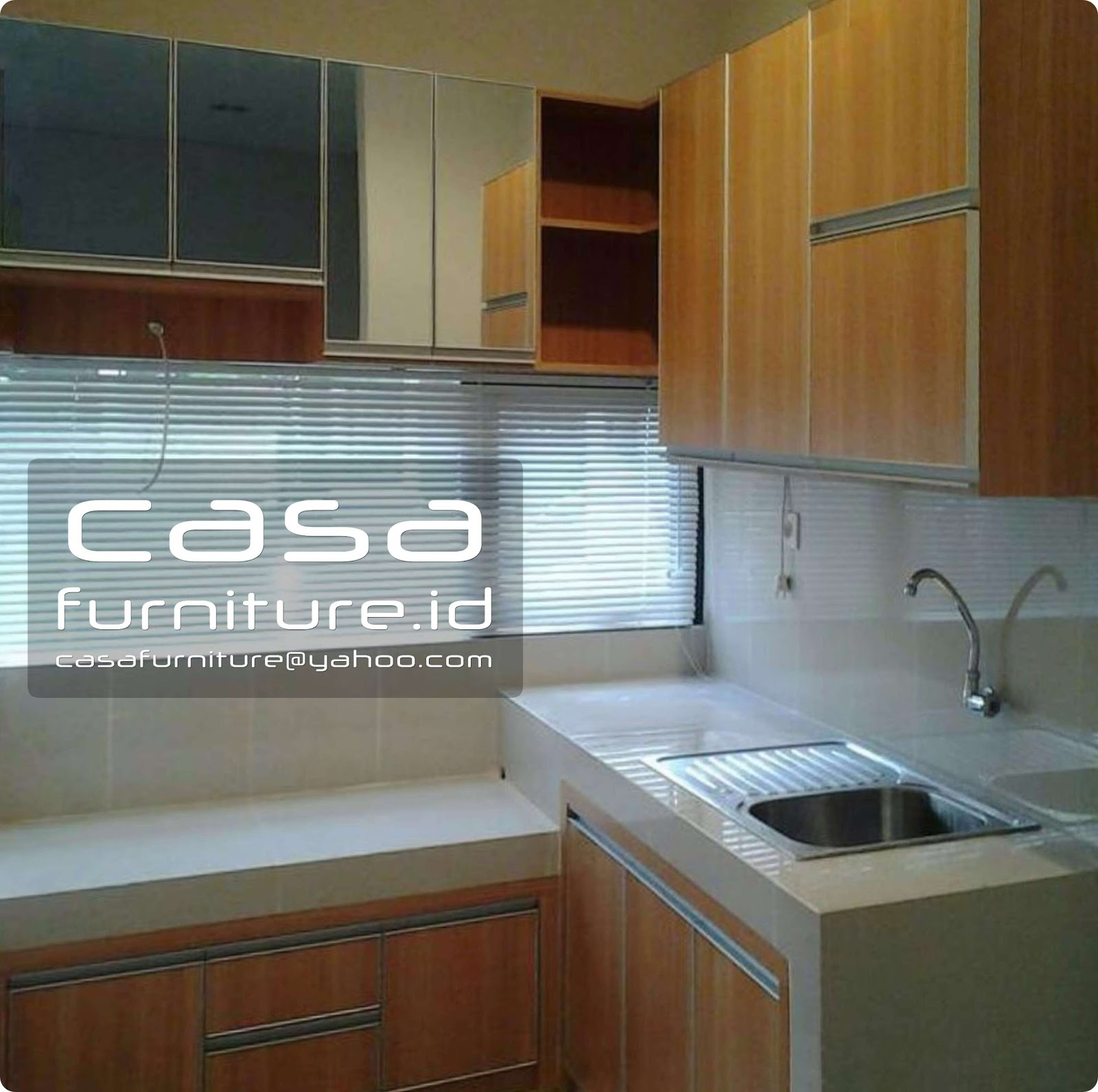 Kitchen Set Project Bsd Furniture Minimalis Tangerang Kitchen Set