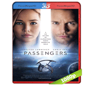 Pasajeros (2016) 3D SBS BRRip 1080p Audio Dual Latino/Ingles 5.1