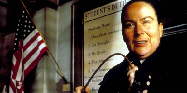 The Tree House Letter Going Postal  Miss Trunchbull and