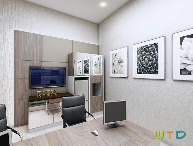 Desain Interior Toko Metro Lampung