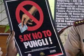 Preman Minta Jatah Ditangkap Saber Pungli
