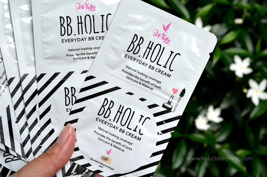 IWHite BB. Holic Everyday BB Cream
