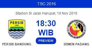 Persib vs Semen Padang: Semua Pemain Maung Bandung Siap Tempur