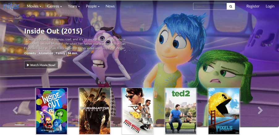 افضل المواقع لمشاهدة جميع الافلام الجديدة اون لاين