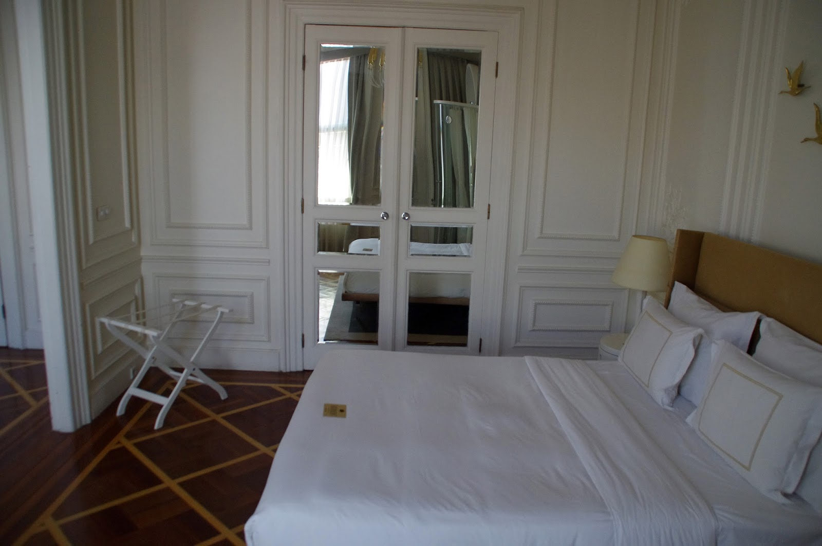 House Hotel Galatasaray Bed
