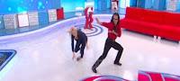 Επική τούμπα από Αννίτα Πάνια on air !Προσπάθησε να κάνει καράτε με 12ποντα ⇖ΒΙΝΤΕΟ⇗