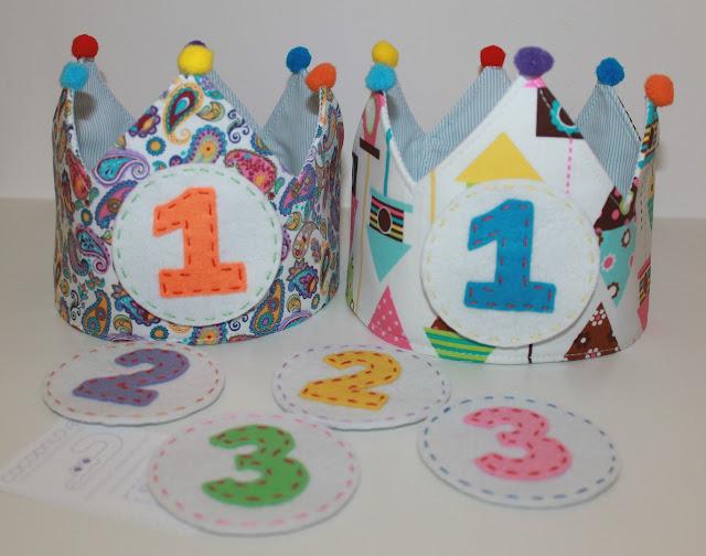 corona cumpleaños