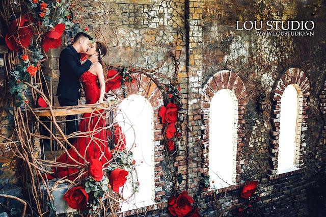 Cùng Lou Studio trải nghiệm chụp hình cưới tại xứ lạ