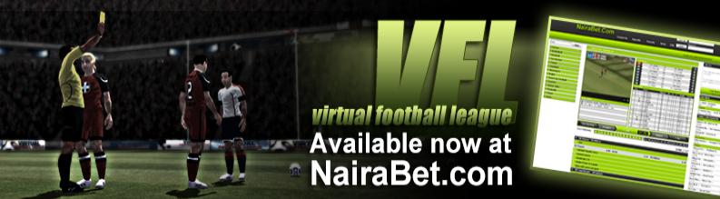 Nairabet com Virtual Football Trading ebook + Free Nairabet