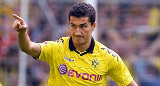 Nuri Sahin has signed a contract with Real Madrid