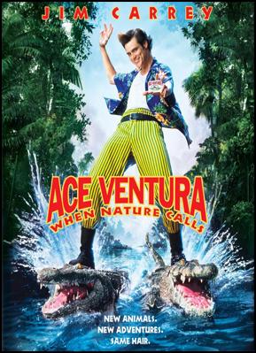 Ace Ventura 2: Um Maluco na África (Dublado)