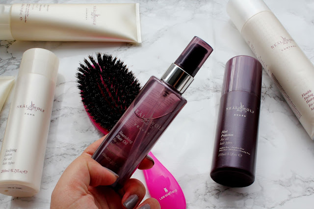 Neal and Wolf Haircare Range Review