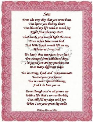 Happy Birthday wishes quotes for son and: from the very you were born, you know you had heart